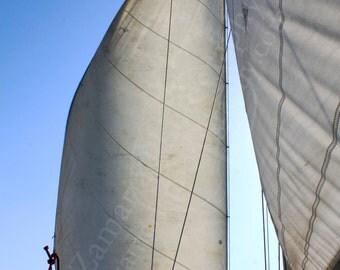Sail Against the Sky || PHYSICAL PRINT