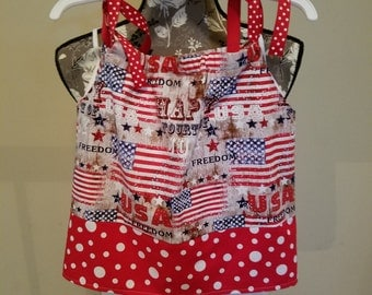 Infant/Toddler Pillowcase Dress