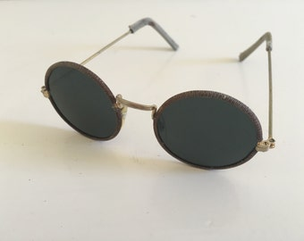 Small Round 90s Sunglasses