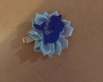 Mermaid Felicity hair clip