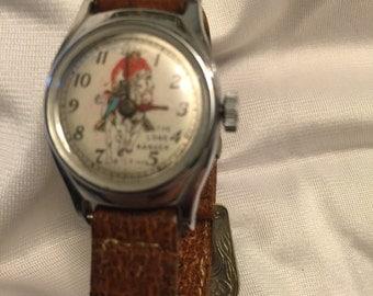 1950's lone ranger watch