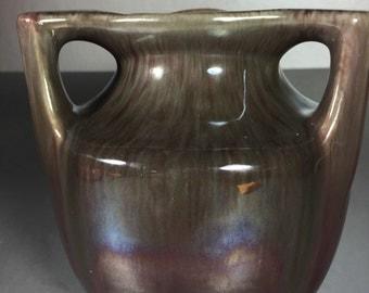 Three Handle Deco Vase