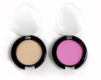 BLUSHPOWDER COMPACT, Pretend Makeup, Baby Face Makeup