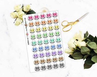 Kawaii/Cute Printer Stickers