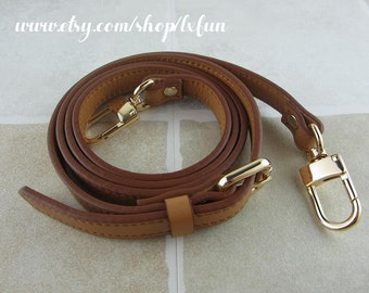 Light Brown Leather Purse Strap Replacement