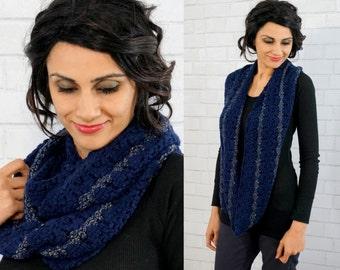 Spring Scarves/Floral Crochet Scarves