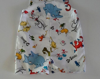 Dr Seuss Romper, Dr Seuss Boys Romper, Dr Seuss Toddler Boy
