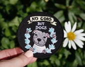 Patch: No gods but Dogs.