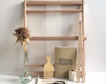 Weaving Loom Kit XL / Starter's kit / Weaving Loom / Weefraam / Kit de Tissage debutant
