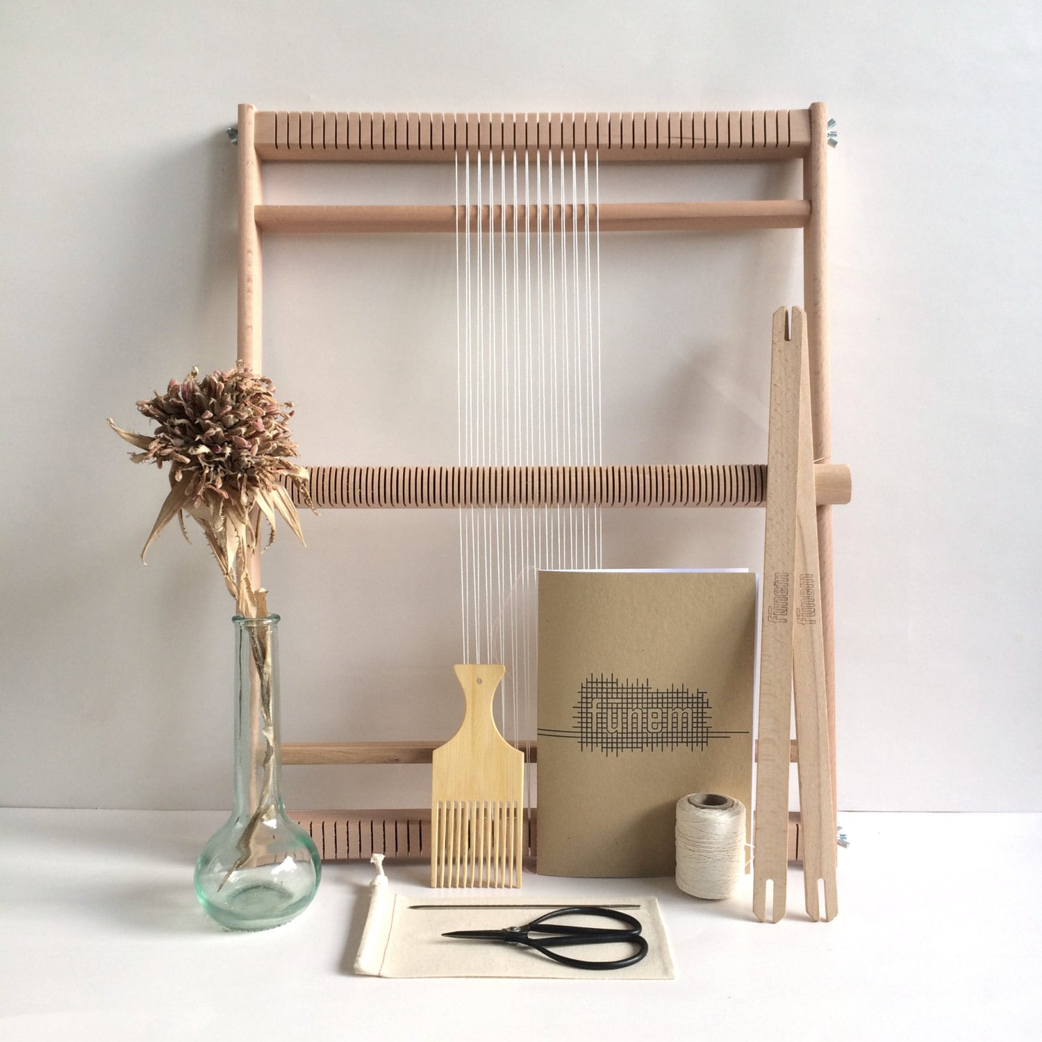weaving loom kit xl starters kit weaving loom weefraam kit de tissage debutant