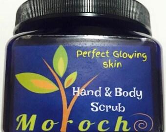 Brown Sugar Body Scrub.