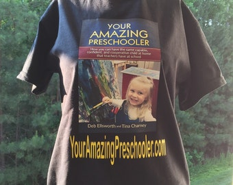 Personalized Custom Picture Business Shirt, Advertise Your Business with Picture Shirt, Picture T-Shirt, Business Shirts, Marketing T-Shirts