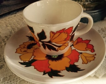 Nueva San Isioro Cup and Saucer