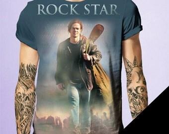 Rock Star  Tshirt by BornRocker Brand