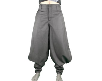 NIKKA PANTS BLACK