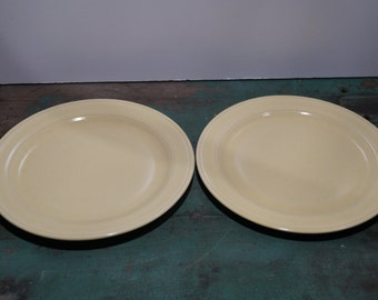 2-Vernon Kilns Salad Plates