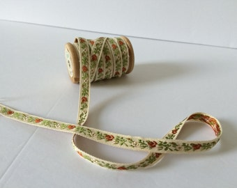 Beautiful embroidered trim