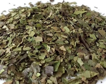 Loose Leaf Tea: GUAYUSA | Organic | 2 Sizes