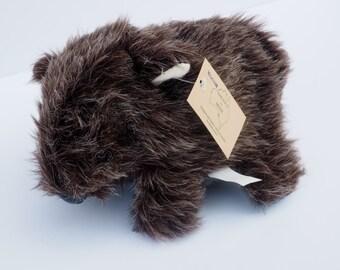 Wombat Glove Puppet