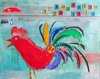Funky Rooster