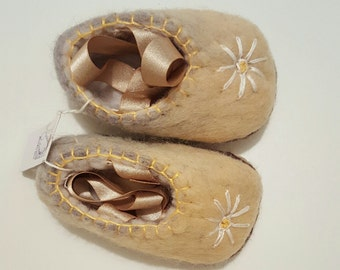 Baby's Ballet Slippers