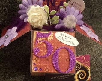 Box card Any Celebration