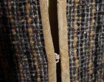 Donegal Tweed soft jacket