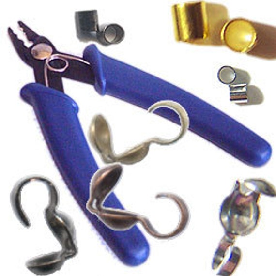 bead crimper pliers package for jewelry making tool beading beading supplie. Black Bedroom Furniture Sets. Home Design Ideas
