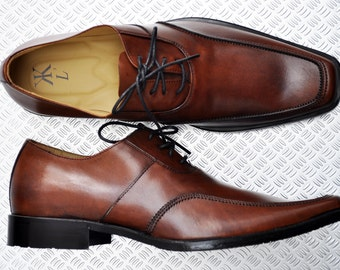 L3 Oxford LACE UP