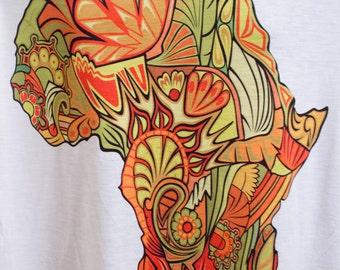 Africa Map T Shirt, tshirt,Africa shirt,Africa Map,gift,shirt,gift,Africa Map t shirt, tshirts,t shirts,t-shirts,tees,tshirt,t shirt