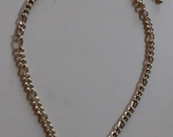 Modern Metal Necklace