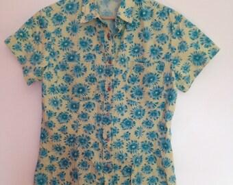 lee cooper jacket shirt flower