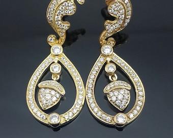 Kate Middleton inspired  earrings Free shipping