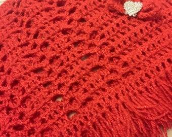 newborn croched ponchos
