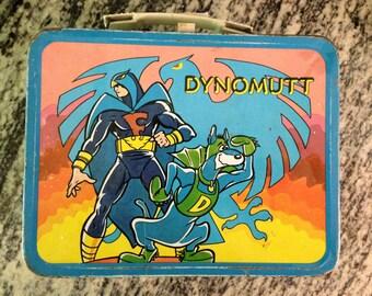Dynomutt and Falcon Lunchbox 1976