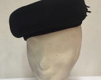 Great little hat, Cap, black, vintage