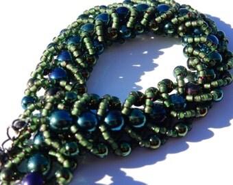 """Spiral Rope Bracelet """"Ysera"""""""