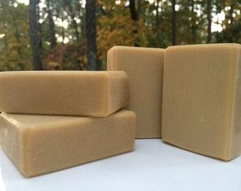 All Natural Goat Milk Soap