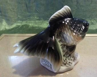 Porcelain fish very beautiful