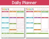 Daily Printable Planner -...