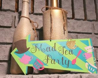 alice in wonderland decor,alice in wonderland sign, tea cup decorations, tea party decor, alice in wonderland decorations, unbirthday
