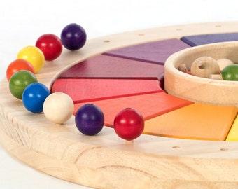 Calendar annual Waldorf Montessori