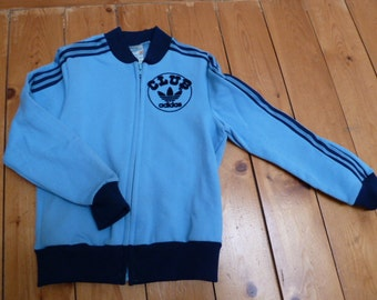 1970's Adidas track top vintage NOS, kid's size