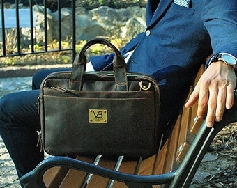 SALE, LAST One in Stock, Leather Briefcase,Leather Brown Briefcase,,Leather Messenger Bag, Leather Laptop Bag