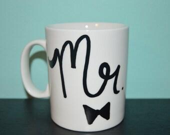 Mr. Coffee Mug