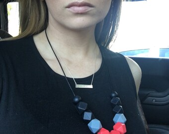 M I A M I - Silicone Necklace