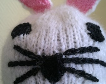 Baby rabbit hat