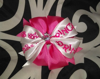 Pretty Princess Bow