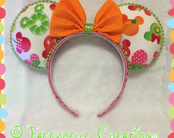 Mickey's Fruit Ears!!