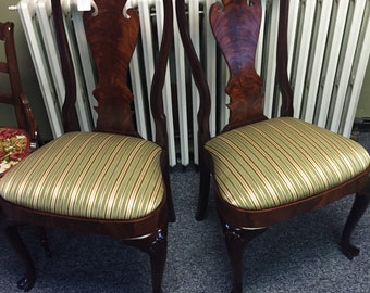 Set of 2 Councill Chairs